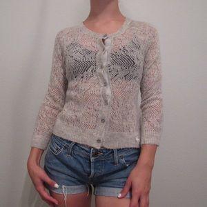 ⭐️ beautiful lace sweater ⭐️